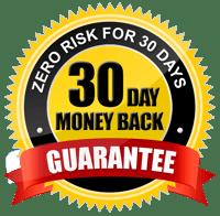 F2 Label - 30 Day Money back